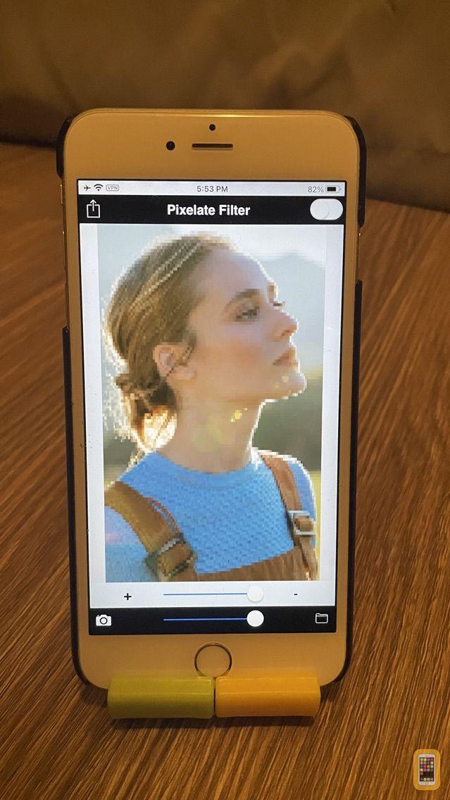 Screenshot - Ultra-High Pixel Camera Editor