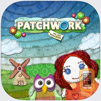 Patchwork The Game by Asmodee Digital (Universal)