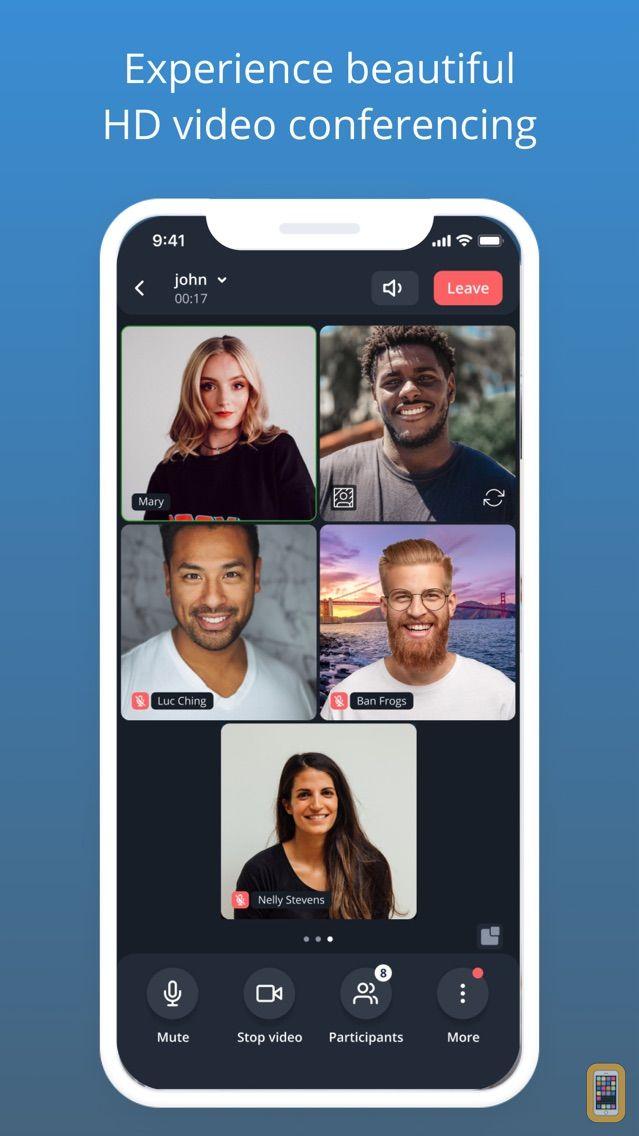 Screenshot - Free Conference Call