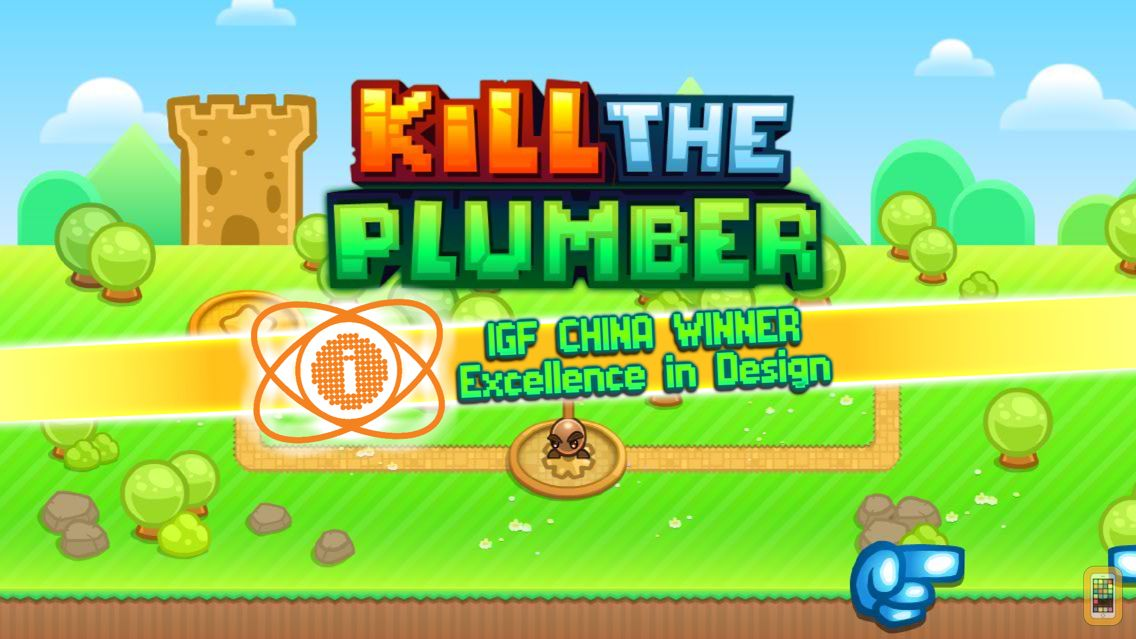 Screenshot - Kill the Plumber World