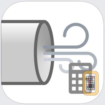 Duct Calculator by Pheinex, LLC (Universal)