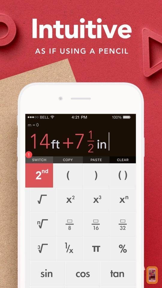 Screenshot - Fraction Calculator