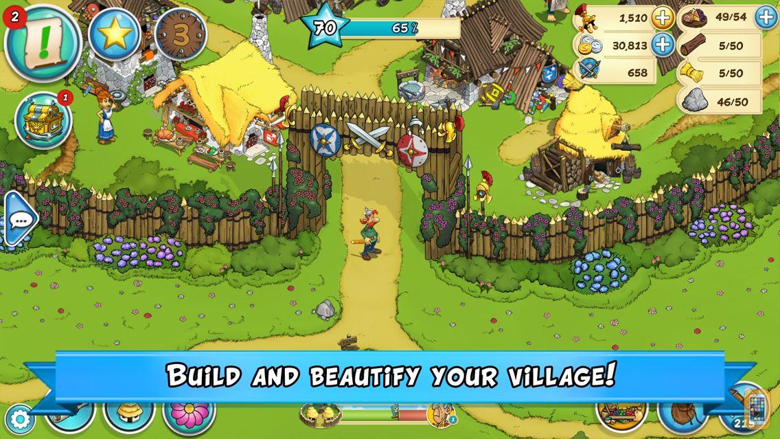 Screenshot - Asterix and Friends