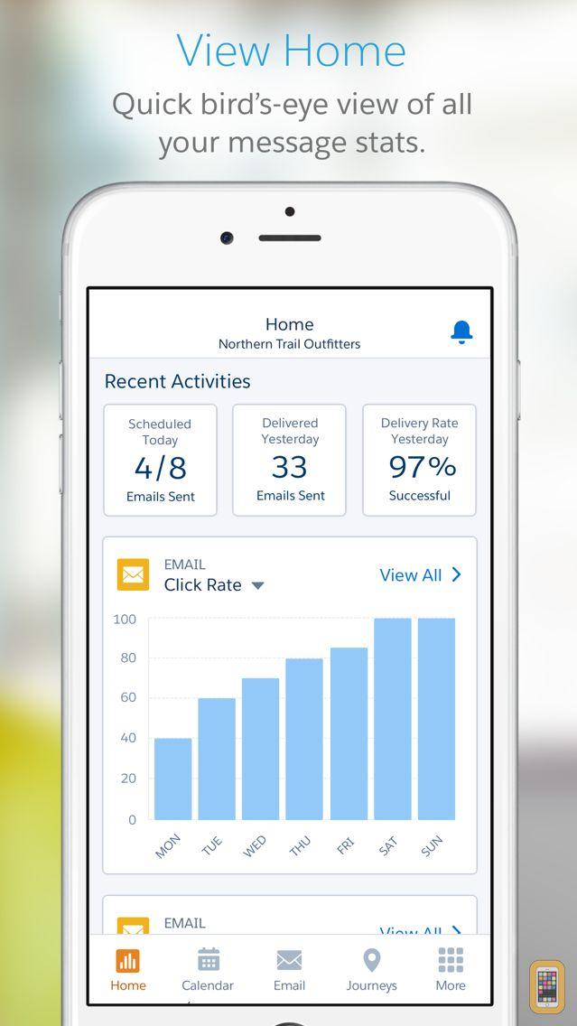 Screenshot - Salesforce Marketing Cloud