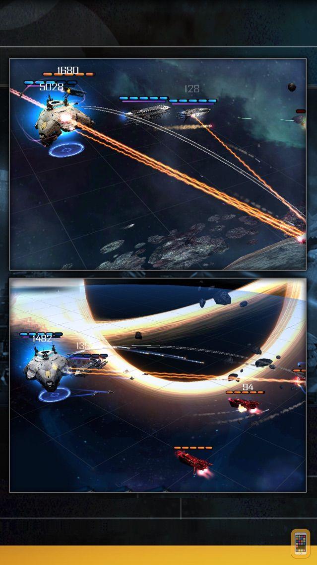 Screenshot - Galaxy Reavers - Space Starships