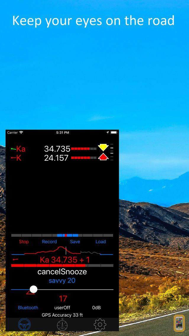 Screenshot - V1Driver