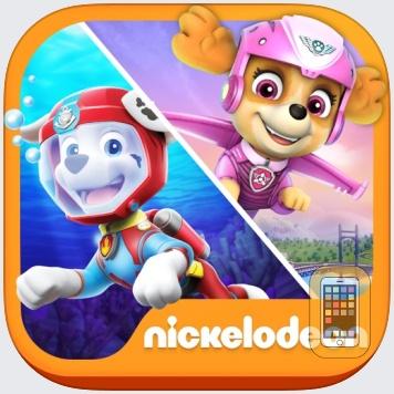 PAW Patrol: Air & Sea by Nickelodeon (iPhone)
