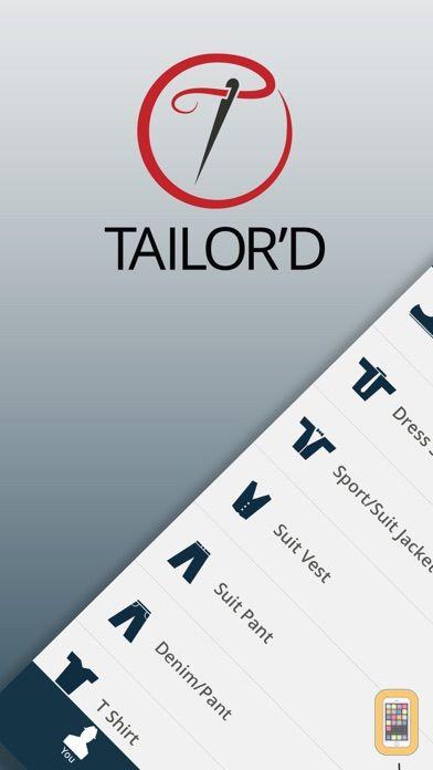 Screenshot - TAILOR'D