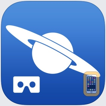 Star Chart VR by ESCAPE VELOCITY LIMITED (iPhone)