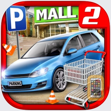Shopping Mall Car Parking Simulator a Real Driving Racing Game by Play With Games Ltd (Universal)
