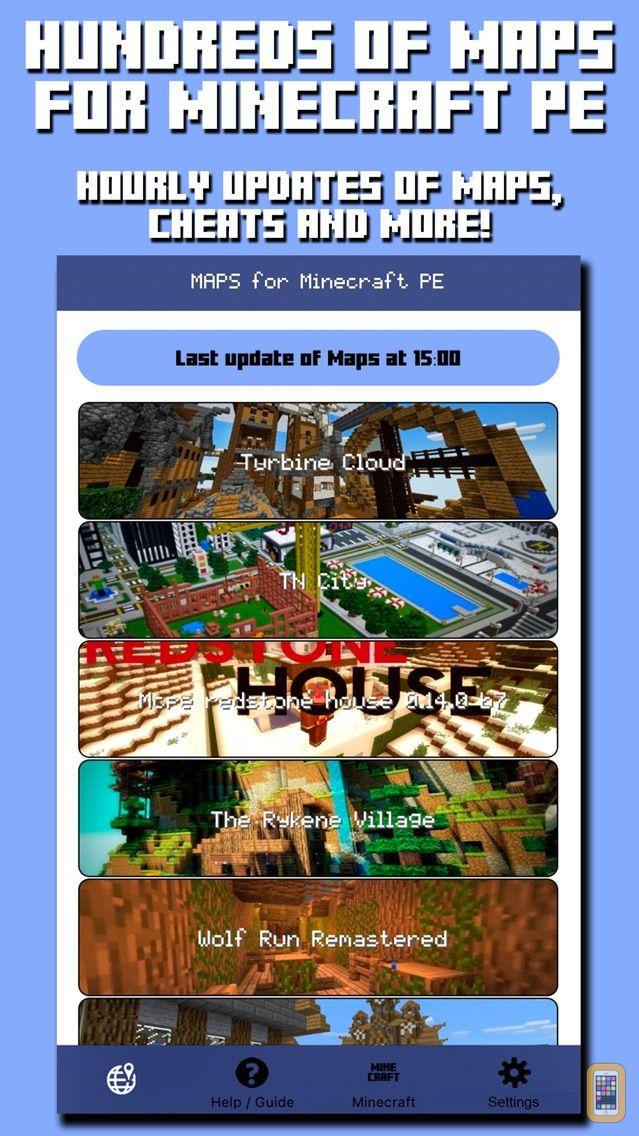 Screenshot - Maps for Minecraft PE - Pocket Edition