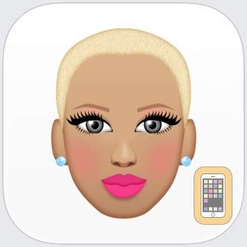 MuvaMoji by Amber Rose by AppMoji, Inc. (iPhone)