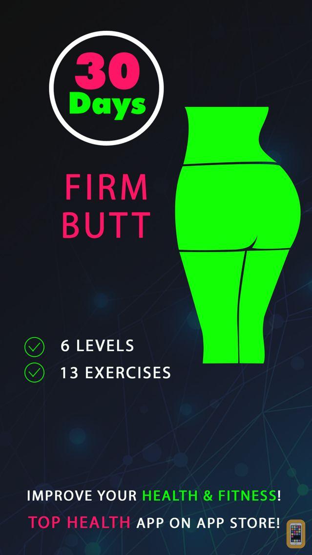 Screenshot - 30 Day Firm Butt Fitness Challenges