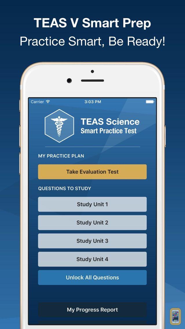 Screenshot - ATI TEAS Science Smart Prep