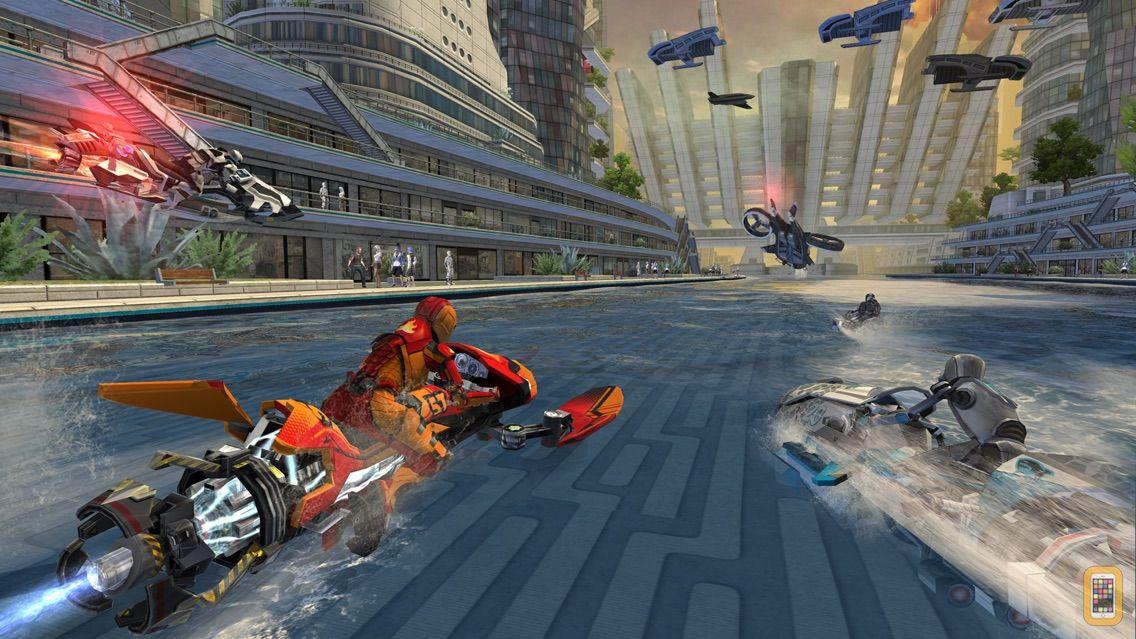 Screenshot - Riptide GP: Renegade