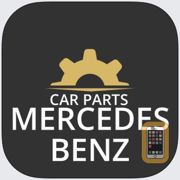 Mercedes-Benz Car Parts by Ruslan Balkarov (Universal)