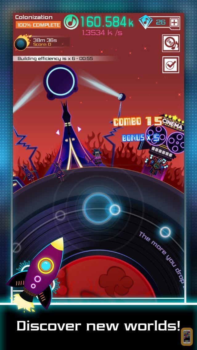 Screenshot - Groove Galaxy