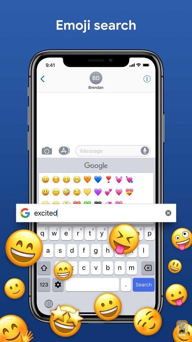 Screenshot - Gboard – the Google Keyboard