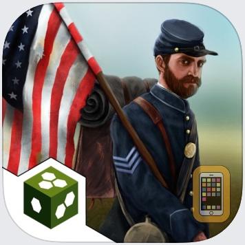 Civil War: 1861 by HexWar Games Ltd (Universal)