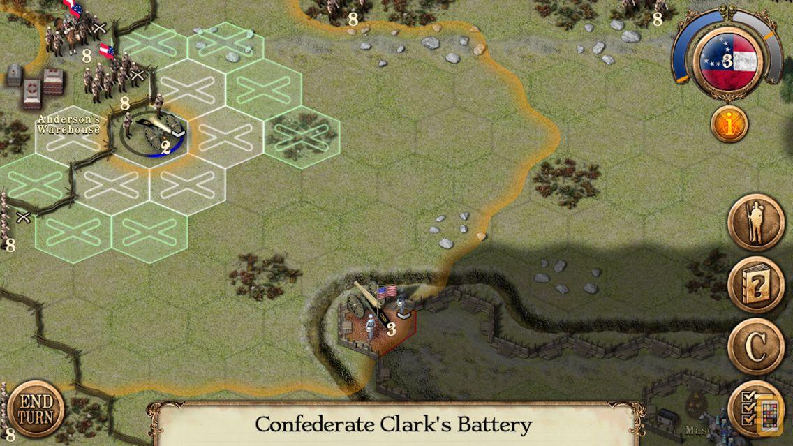 Screenshot - Civil War: 1861