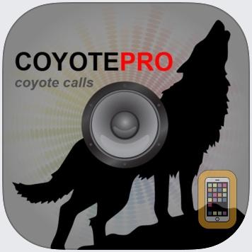REAL Coyote Hunting Calls-Coyote Calling-Predators by Joel Bowers (iPhone)