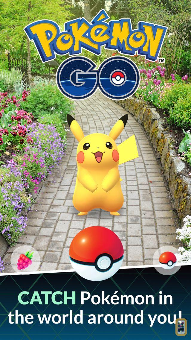 Screenshot - Pokémon GO
