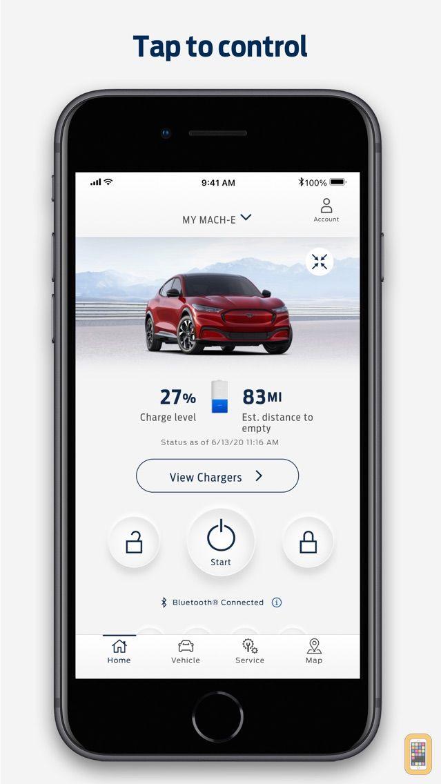 Screenshot - FordPass