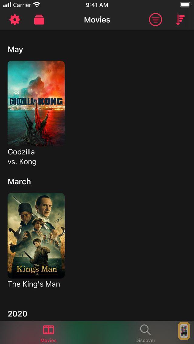 Screenshot - Cinema Time