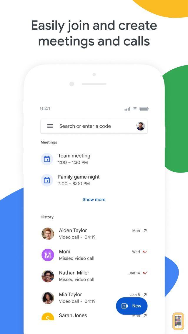 Screenshot - Google Duo