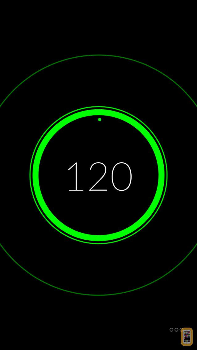 Screenshot - Pulse - Metronome & Tap Tempo
