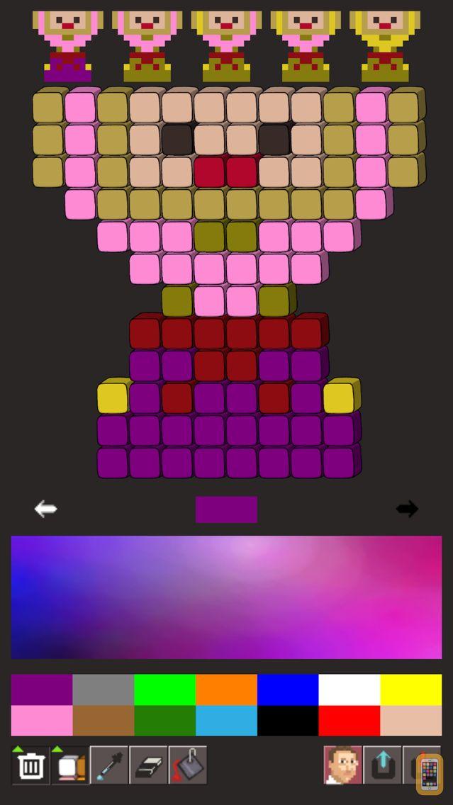 Screenshot - Swift Pixels