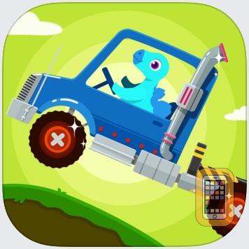 Dinosaur Truck - Driving Simulator Games For Kids by Yateland (Universal)