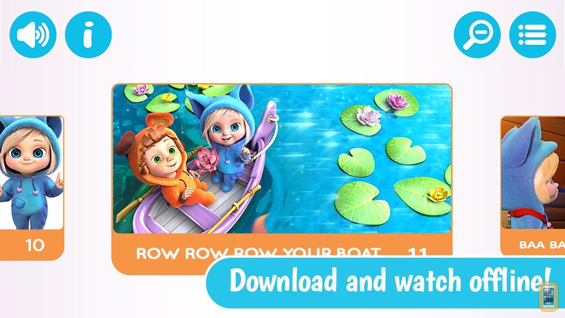 Screenshot - Nursery Rhymes by Dave & Ava