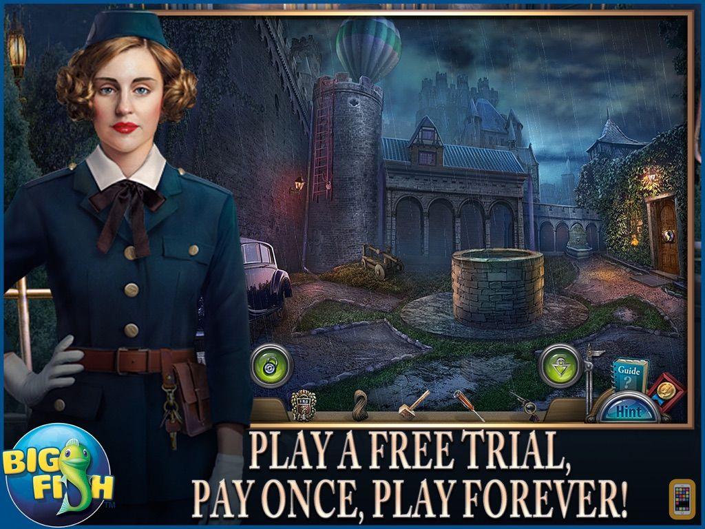 Screenshot - Punished Talents: Stolen Awards HD - A Mystery Hidden Object Game