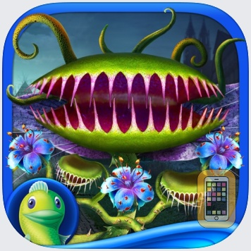European Mystery: Flowers of Death HD (Full) by Big Fish Games, Inc (iPad)