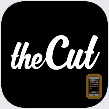 theCut: #1 Barber Booking App by theCut Inc (iPhone)