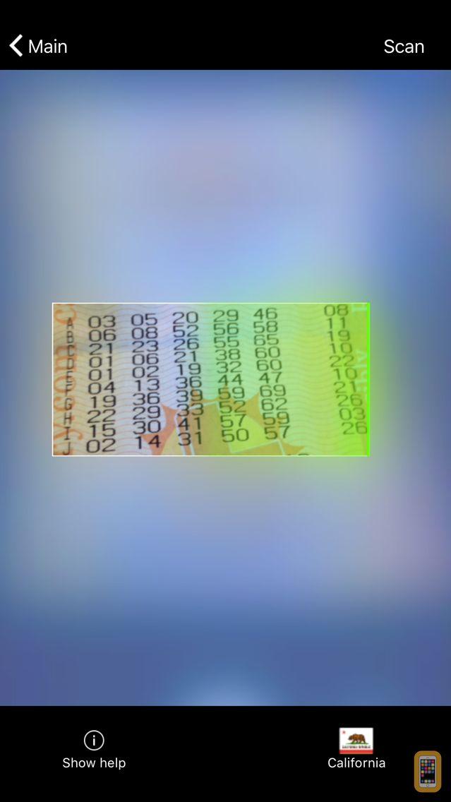 Screenshot - LottoMonkey: Scan Lottery