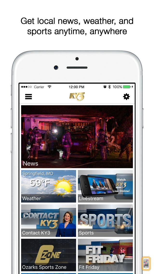 Screenshot - KY3 News V3