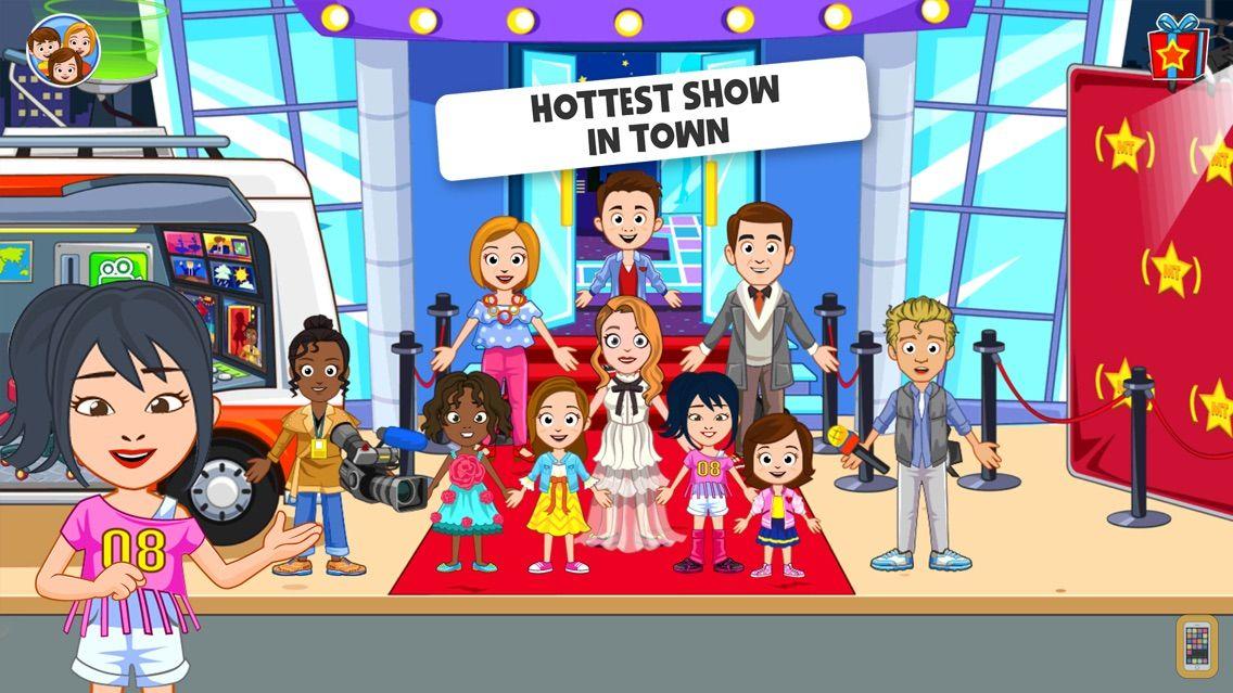 Screenshot - My Town : Fashion Show