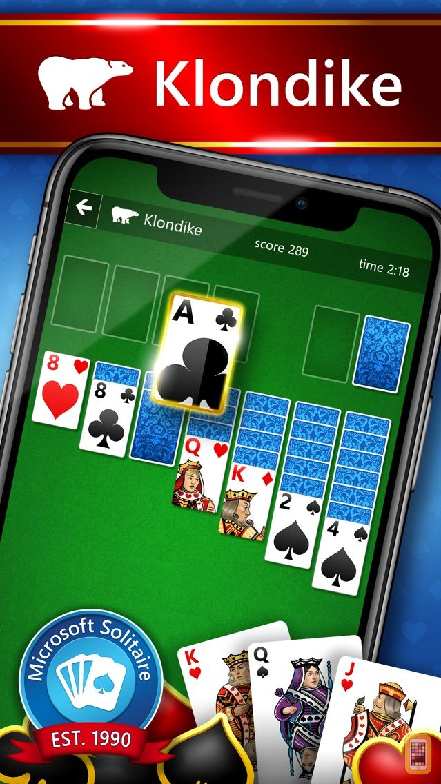 Screenshot - Microsoft Solitaire Collection