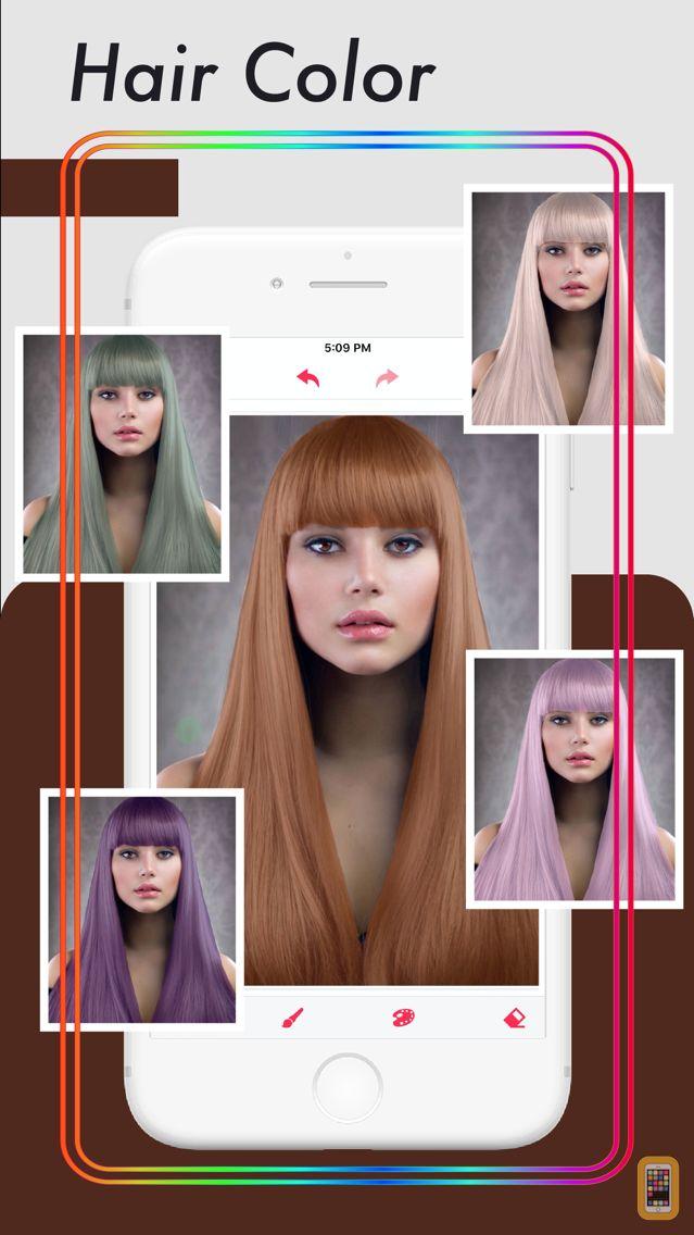 Screenshot - Hair Color Changer .