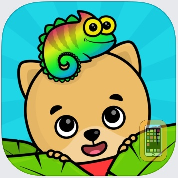 Toddler puzzle games for kids for iPhone & iPad - App Info