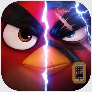 Angry Birds Evolution by Rovio Entertainment Ltd (Universal)