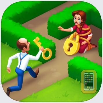 Gardenscapes by Playrix (Universal)