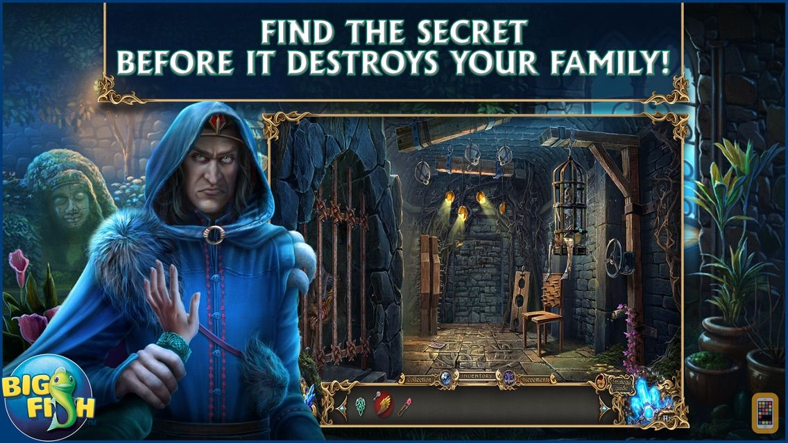 Screenshot - Spirits of Mystery: Family Lies (Full) - Hidden