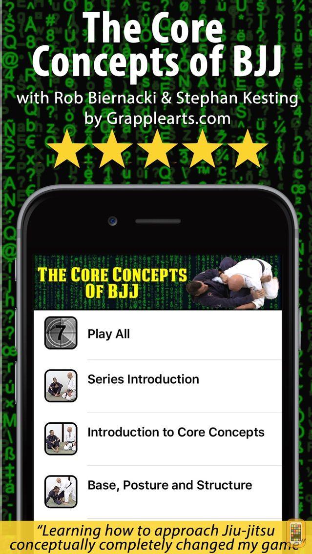 Screenshot - BJJ Concepts