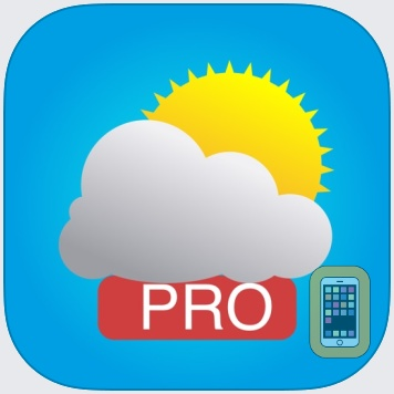 Weather 14 days Pro -Meteored by Alpred, S.L. (Universal)