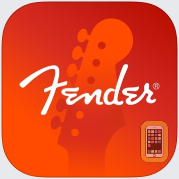Fender Tune - Guitar Bass Uke by Fender Digital (iPhone)
