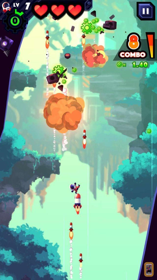 Screenshot - Missileman