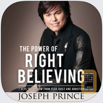 The Power of Right Believing (by Joseph Prince) by Hachette Book Group, Inc. (Universal)